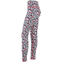 Image For ZooZatz Youth Bucky Badger Leggings