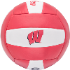 Cover Image for Top Promotions Wisconsin Sport T-Shirt, Volleyball (Gray)