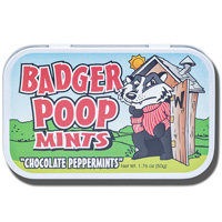 Image For Gift Pro Inc. Badger Poop Mints