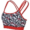 Image for ZooZatz Bucky Badger Sports Bra (Multi) *
