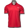 Image for Under Armour Wisconsin Shield W Polo (Red) *