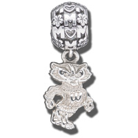 Image For Dayna U UW Mom Bead (Silver)