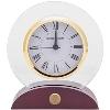 Image for CSI Beveled Glass UW Desk Clock*