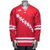 Image for Under Armour WI Replica Hockey Jersey (Red)