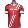 Image for Under Armour WI Replica Soccer Jersey (Red) *