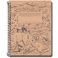 Image For Decomposition Book Andes Notebook (College Ruled)