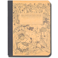Image For Decomposition Book Outback Notebook (College Ruled)
