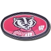 Cover Image for CDI Corp Arch Wisconsin Bucky Badger Static Cling