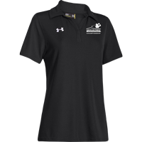 Image For Under Armour AmFam Championship Team Women's Polo (Black)*