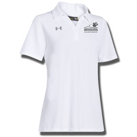 Image For Under Armour AmFam Championship Team Women's Polo (White)*