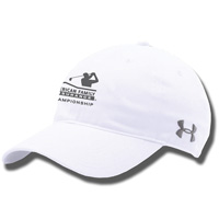 Image For Under Armour AmFam Championship Chino Hat (White)*