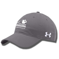 Image For Under Armour AmFam Championship Chino Hat (Gray)*
