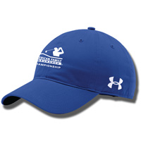 Image For Under Armour AmFam Championship Chino Hat (Royal)*