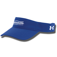 Image For Under Armour AmFam Championship Team Visor (Royal)*