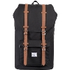 Image for Herschel Supply Company Little America Backpack (Black) *
