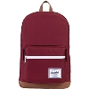 Image for Herschel Supply Company Pop Quiz Backpack (Windsor Wine/Tan)