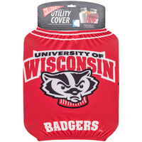 Image For Fabrique Wisconsin Badgers Tank Cover (Red) *