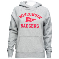 Cover Image For League Women's UW Academy Hoodie (Gray) *