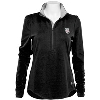 Image for Under Armour Women's Bucky Badger ½ Zip (Black) *