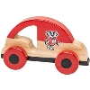 Image for Master Pieces Co. Wisconsin Badgers Car Pull Toy