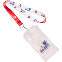 Image For WinCraft AmFam Championship Ticket Lanyard *