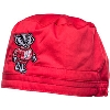 Image for CID Bucky Badger Scrub Cap (Red)