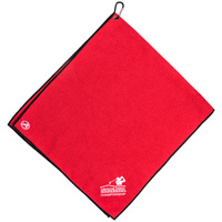 Cover Image For Ahead AmFam Insurance Championship Golf Towel (Red)*