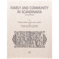 Image For Family and Community in Scandinavia An Overview