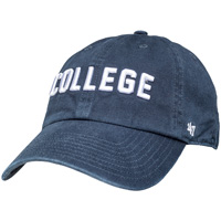 Image For '47 Brand College Adjustable Hat (Navy) *