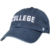 Image for '47 Brand College Adjustable Hat (Navy)