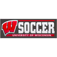 Image For CDI Corp UW Sport Decal (Soccer)