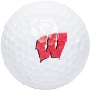 Image for WinCraft Wisconsin Motion W Golf Ball