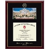Image for Church Hill Classics School Diploma Frame-Bascom Bucky Photo