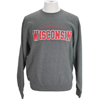 Cover Image For Gear for Sports UW Crew Neck Sweatshirt (Charcoal) 3X