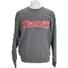 Image for Gear for Sports UW Crew Neck Sweatshirt (Charcoal) 3X