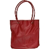 Image for Carolina Sewn Products Wisconsin Tote Bag (Red)