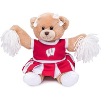 Image For Mascot Factory Wisconsin Cheer Bear