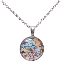 Image For Chart Metalworks Madison Necklace