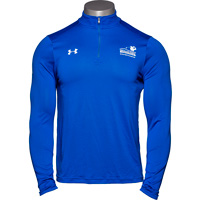 Image For Under Armour AmFam Championship ¼ Zip (Royal Blue) *