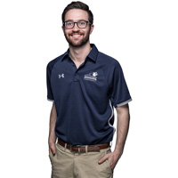 Cover Image For Under Armour AmFam Polo (Navy) *