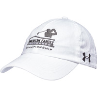 Image For Under Armour Women's AmFam Championship Hat (White) *