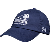 Image For Under Armour Women's AmFam Championship Hat (Navy) *