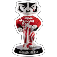 Cover Image For CDI Bucky on Parade #GameDayBucky Magnet