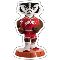 Image For CDI Bucky on Parade Baller Bucky Magnet