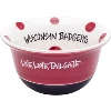 Cover Image for Magnolia Lane Wisconsin Dip Bowl Black