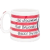 Image for Magnolia Lane University of Wisconsin Mug (Red/White)