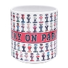 Cover Image for Bucky on Parade Statue Mug (White)