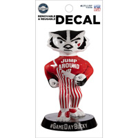 Cover Image For CDI Bucky on Parade #GameDayBucky Decal