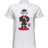 Image for Bucky on Parade Graduation Bucky T-Shirt (White)