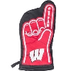 Cover Image for Sportula Products  Wisconsin Badgers Grill Spatula (Red)